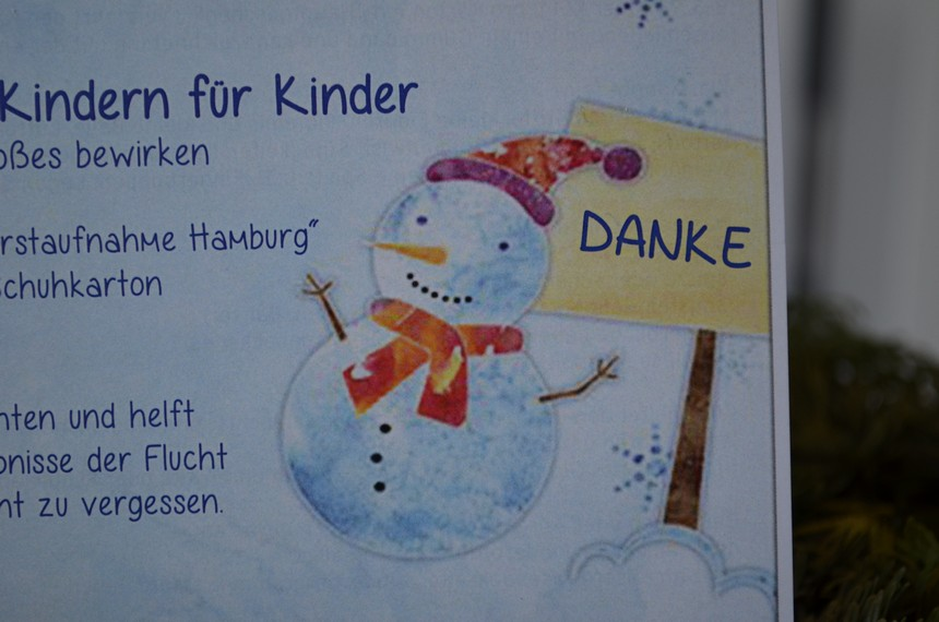 Geschenke von Kindern für Kinder