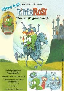Plakat Ritter Rost